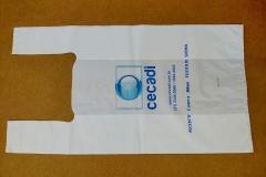 Sacola plástica 50x60x0,06